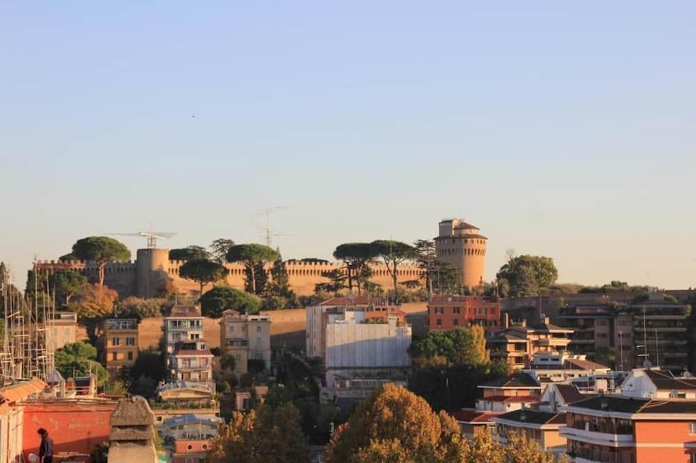 雙人或雙床房, 陽台 - 城市景觀