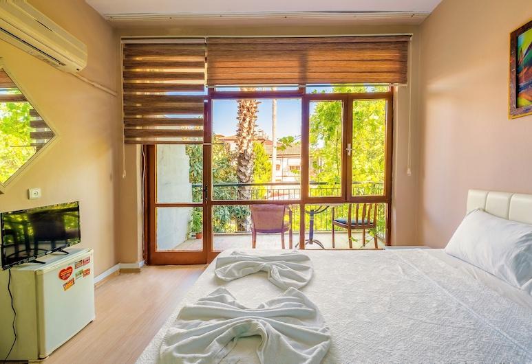 CityHub - Hostel, Antalya, Classic-Zimmer, Balkon, Zimmer