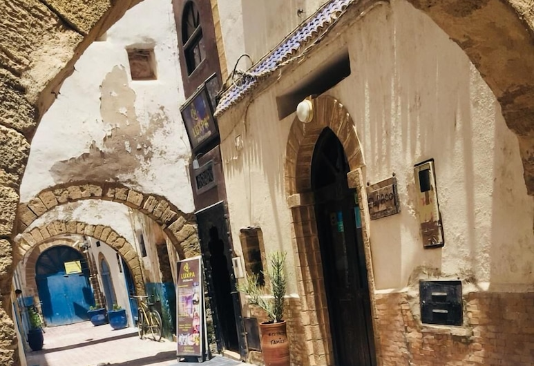 Tonarouze House, Essaouira