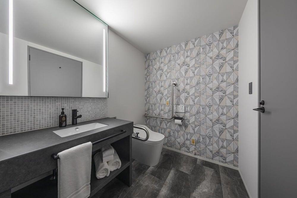 Superior-værelse med 2 enkeltsenge (Slash) - Badeværelse