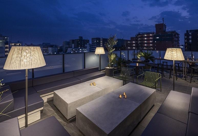 川崎施萊許酒店, 川崎, 頂層露台