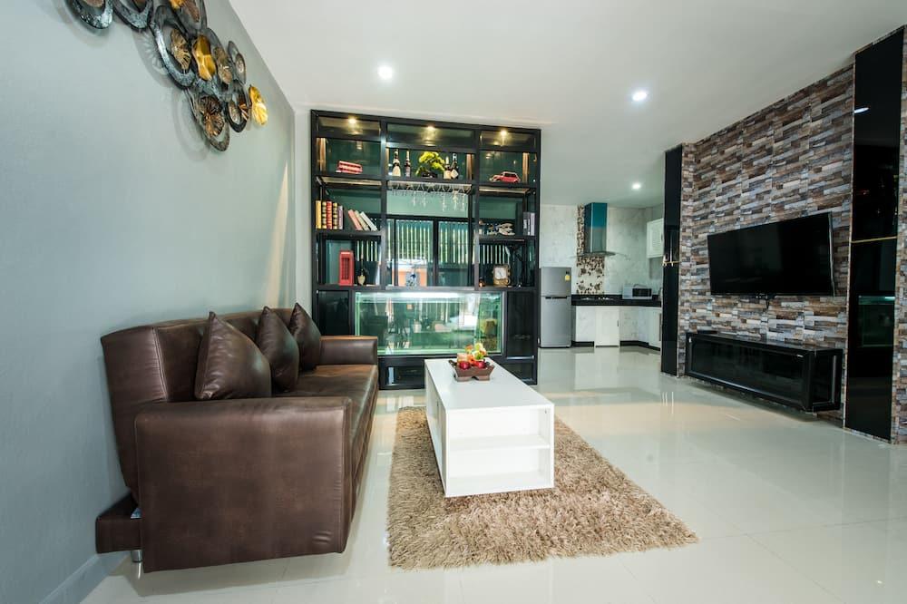 頂級別墅 - 客廳