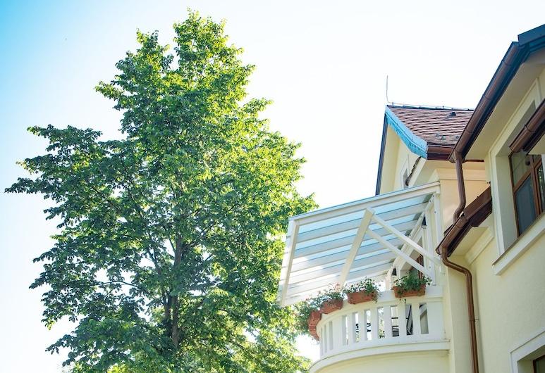 Villa Garden Apartmany, Poprad, Záhrada