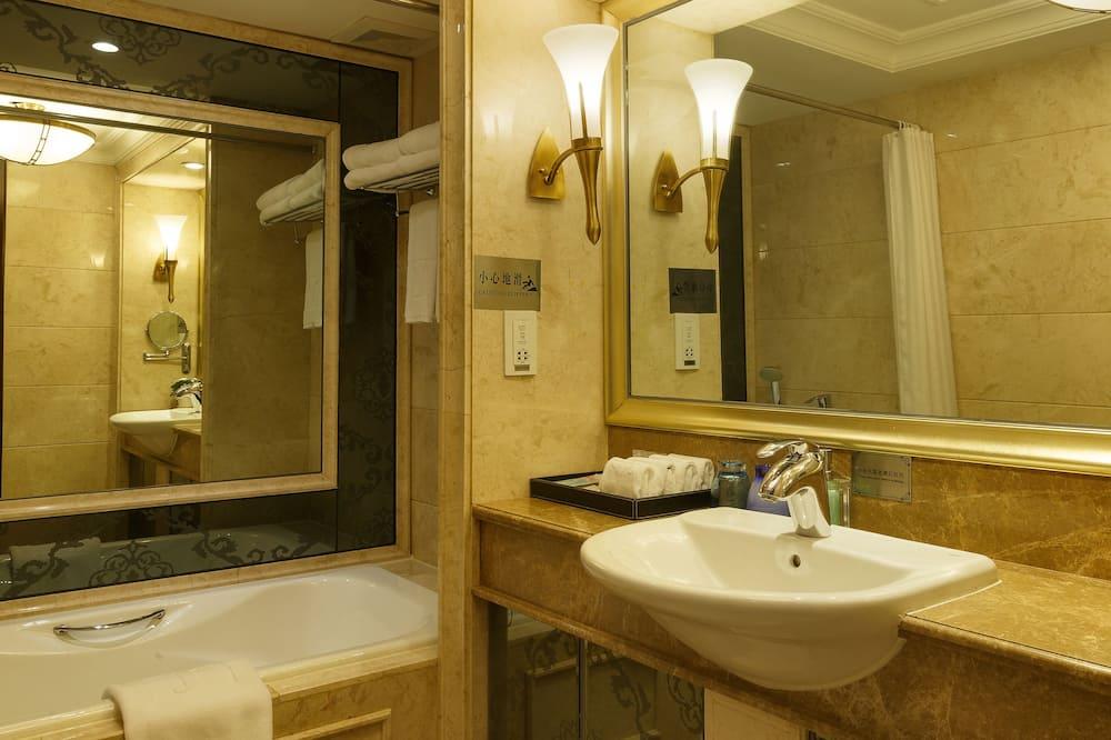 Apartmán typu Executive - Kúpeľňa