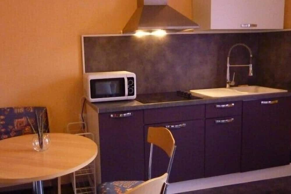 شقة (Etoile 12) - تناول الطعام داخل الغرفة