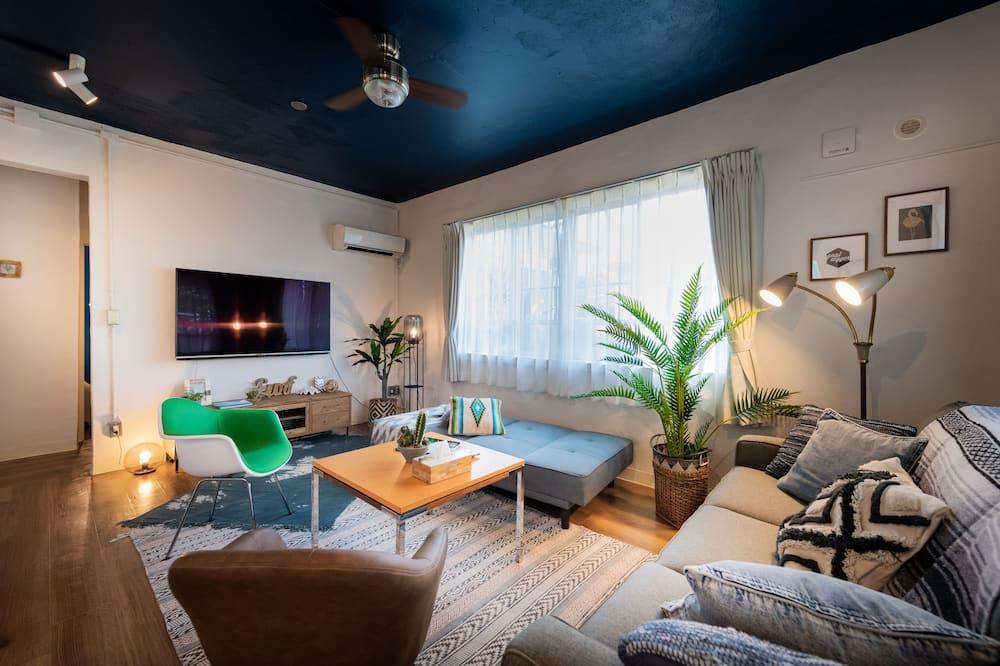 家庭別墅 - 客廳