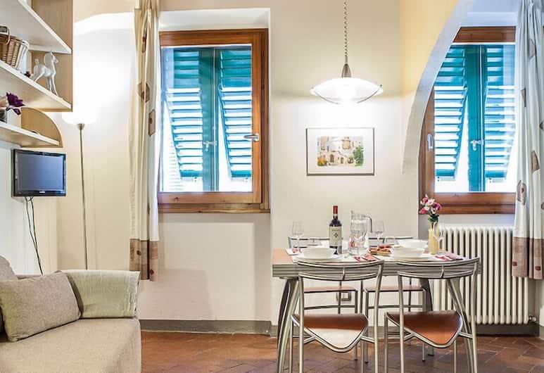 سان لورينزو أبارتمنت, فلورنس, شقة - غرفة نوم واحدة - منظر للمدينة, منطقة المعيشة