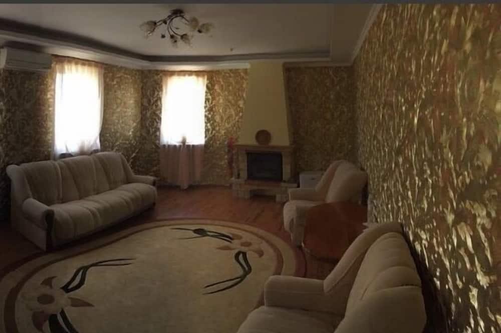 Suite Luxe - Salle de séjour