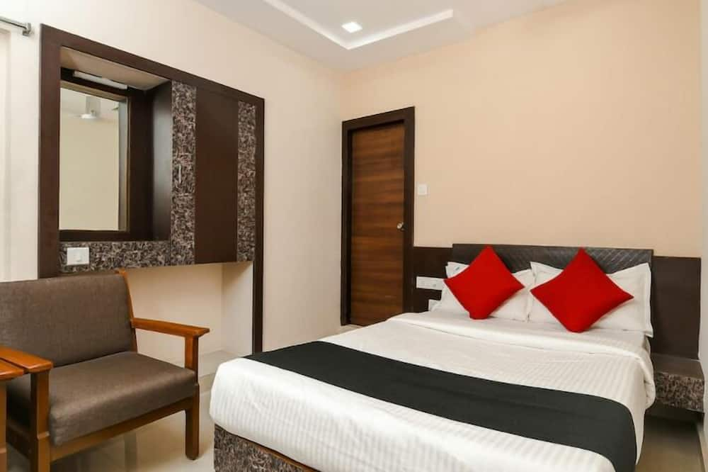 Deluxe Double or Twin Room - Living Room