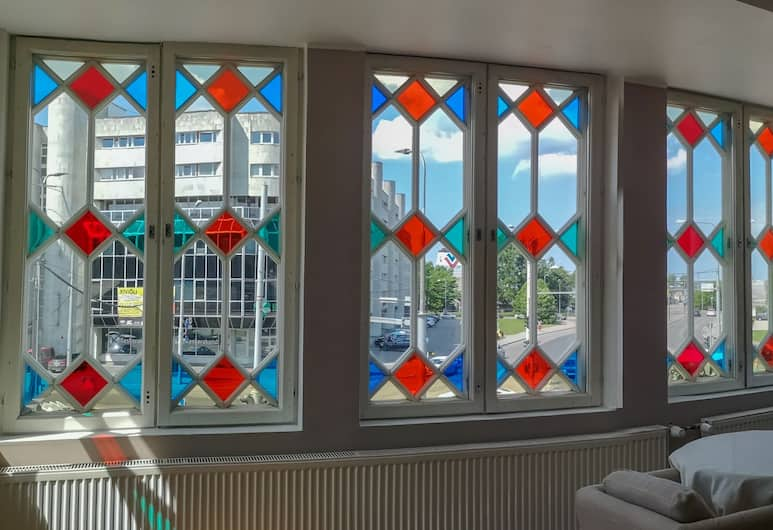 Villa Kadriorg Hostel, Tallinn, Economy-Dreibettzimmer, Zimmer