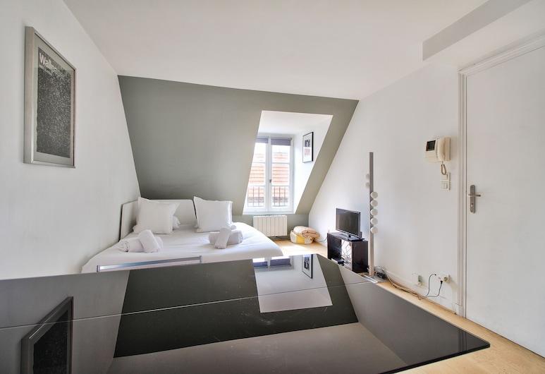 瑪黑鳥巢開放式客房酒店, 巴黎, 舒適開放式客房, 客房
