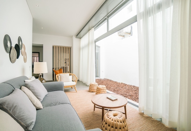 Alfama Lofts, Lissabon, Luxury-Loft, 3Schlafzimmer (Loft 1), Wohnzimmer