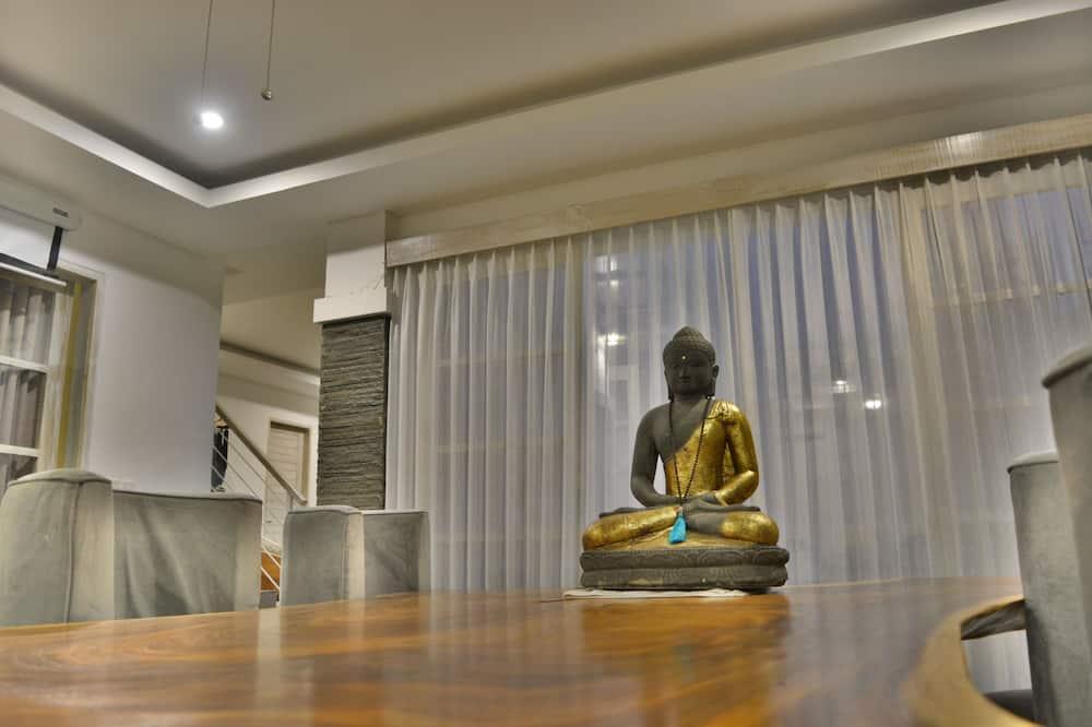Villa Confort - Restauration dans la chambre
