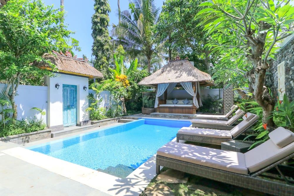 Villa, 3 Bedrooms - Kolam renang persendirian