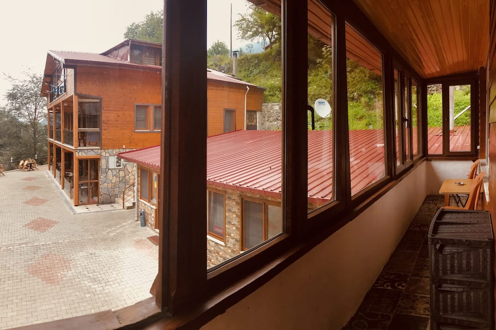 Departamento clásico - Balcón
