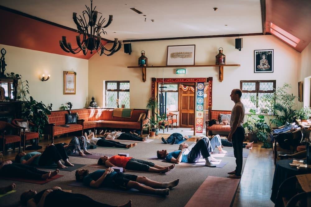 Двомісний номер «Делюкс» (Yoga and Meditation Package Included) - Житлова площа