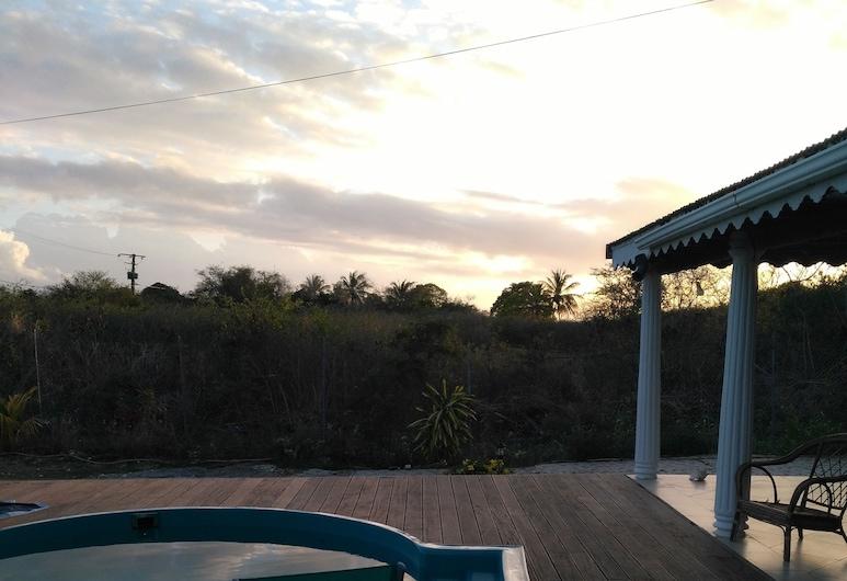 Villa Orquidéa, Пор-Луи, Двухместный номер «Делюкс» с 2 односпальными кроватями, Индивидуальный бассейн