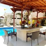 Апартаменти «Делюкс», 3 спальні (PH A1) - Басейн