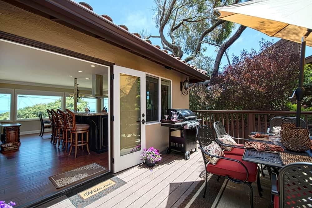 Ferienhaus, 2Schlafzimmer - Balkon