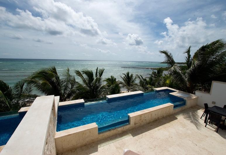 Casa Coral - Luxury Condos, Akumal, Penthouse, Room