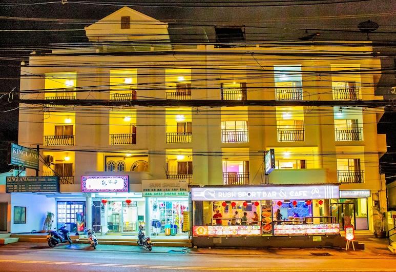 RL Residences, Pattaya, Mặt tiền khách sạn