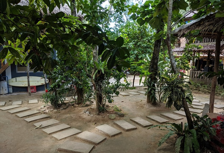 Jing's Place Homestay siargao, ג'נרל לונה, שטחי הנכס