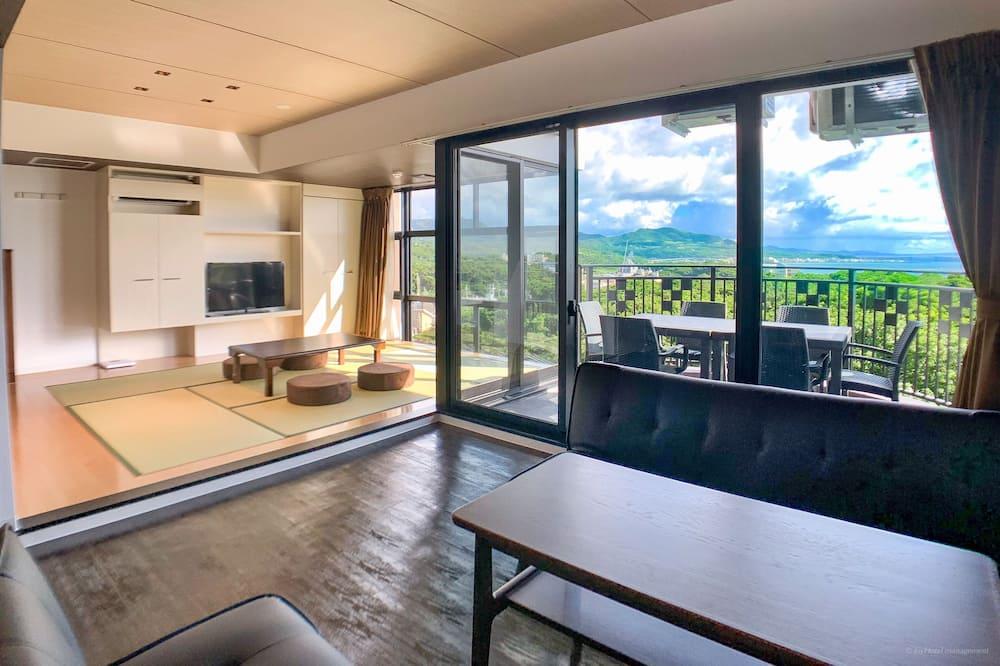 Štandardný byt (A type) - Obývacie priestory