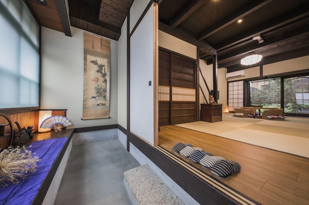 บ้านพักทราดิชันนัล (Shiki Homes KYOKA) - พื้นที่นั่งเล่น
