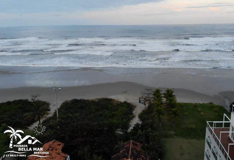 بوسادا بيلا مار, بيرتيوجا, الشاطئ