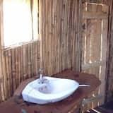 Dortoir Partagé Standard - Lavabo de la salle de bain