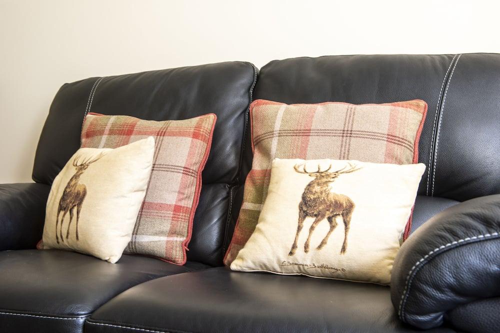 דירה - חדר אורחים