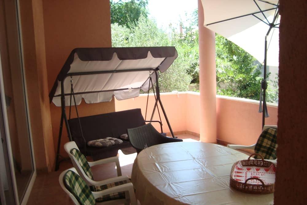 Apartment (A3) - Balkon