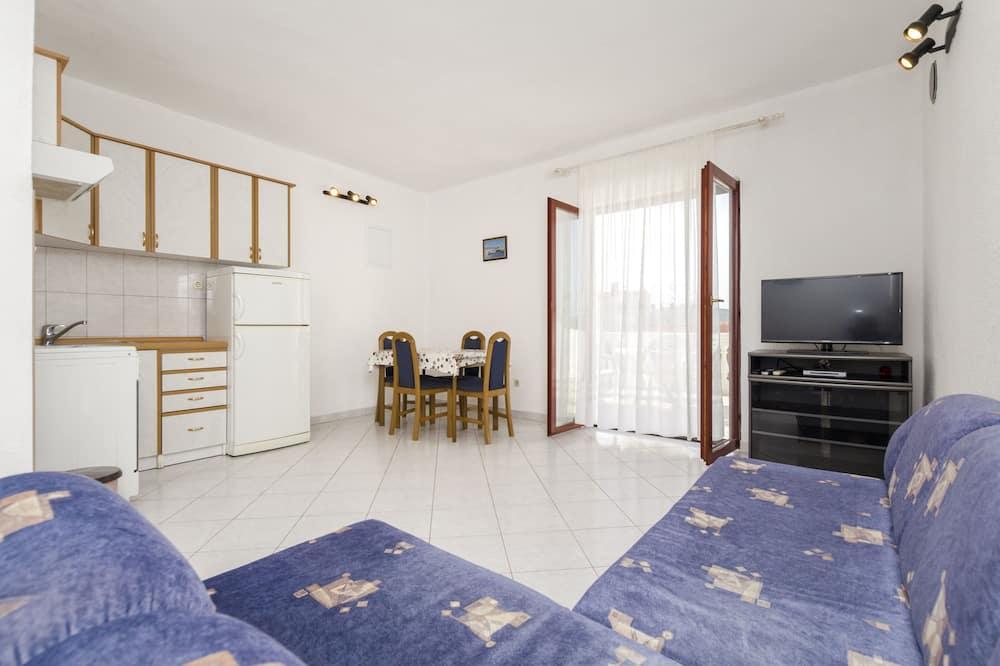 Apart Daire (A2) - Oturma Odası