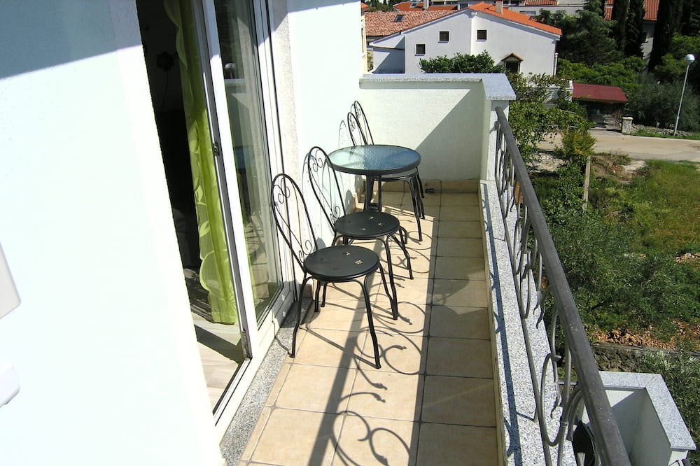 Apartment (A1) - Balkon