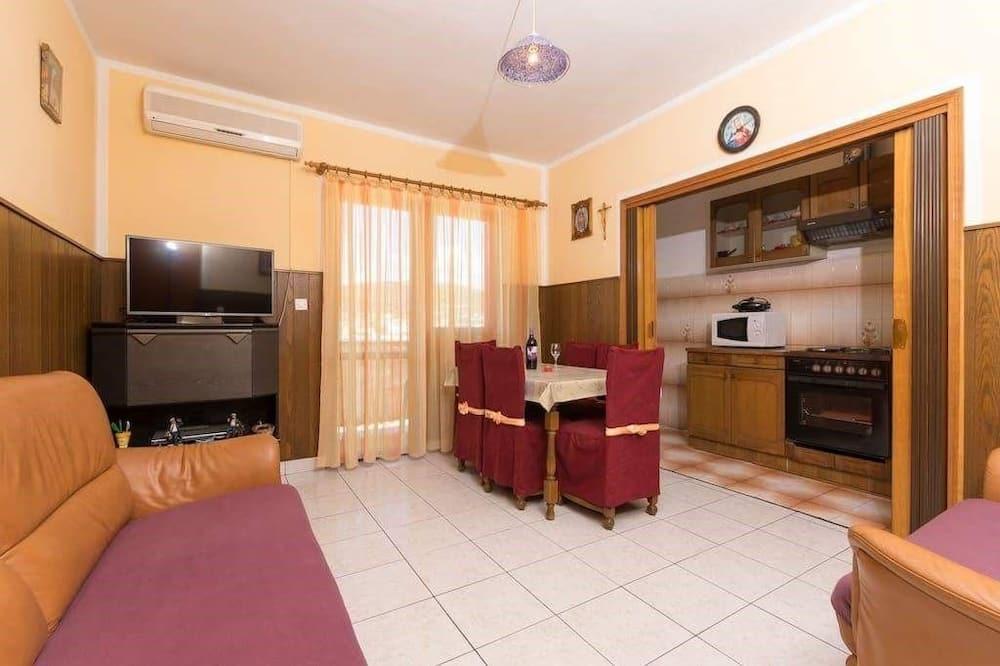Апартаменты (A1) - Гостиная