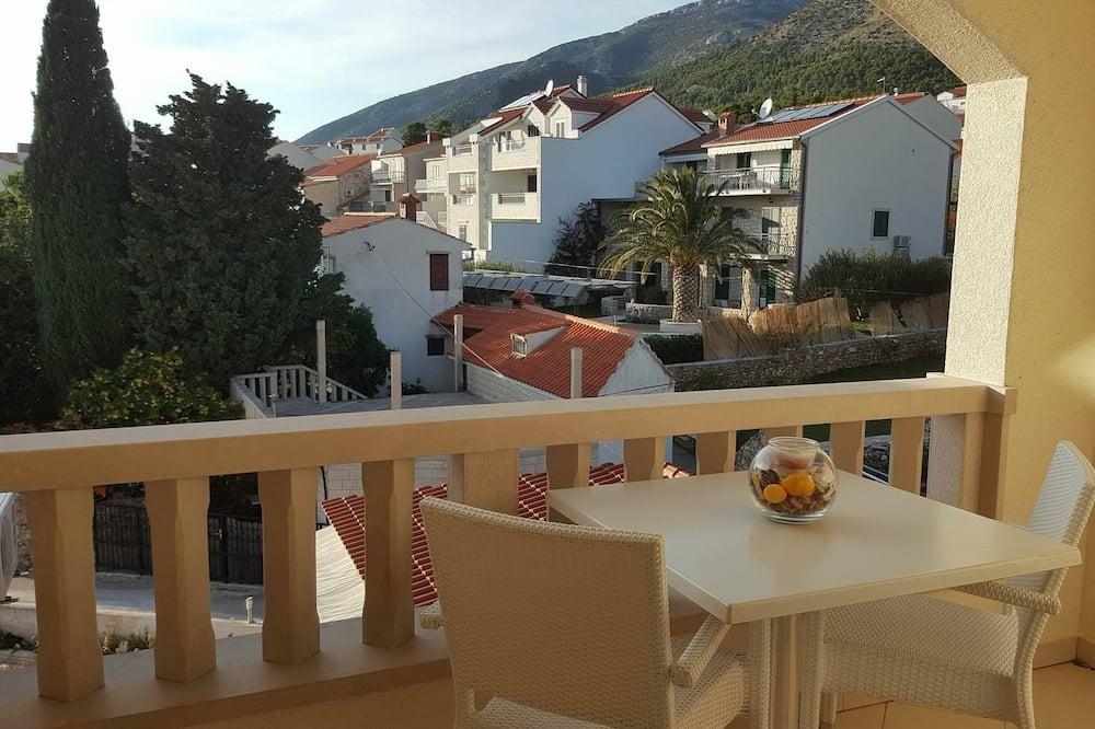 apartman (A5) - Erkély