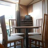 Mobile Home - In-Room Dining