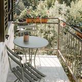 Apartment (Blu) - Balcony