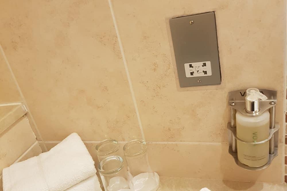 Двомісний номер - Вигоди у ванній кімнаті