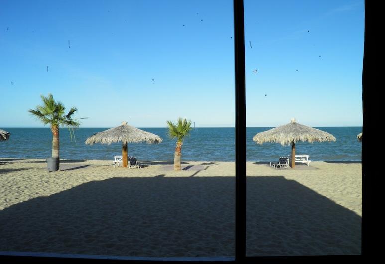 海濱飯店及維克多房車公園, 聖菲利浦, 全景客房, 2 張標準雙人床, 客房