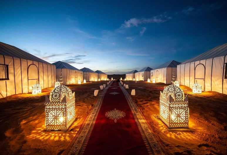 Bahba Luxury Camp, Rissani
