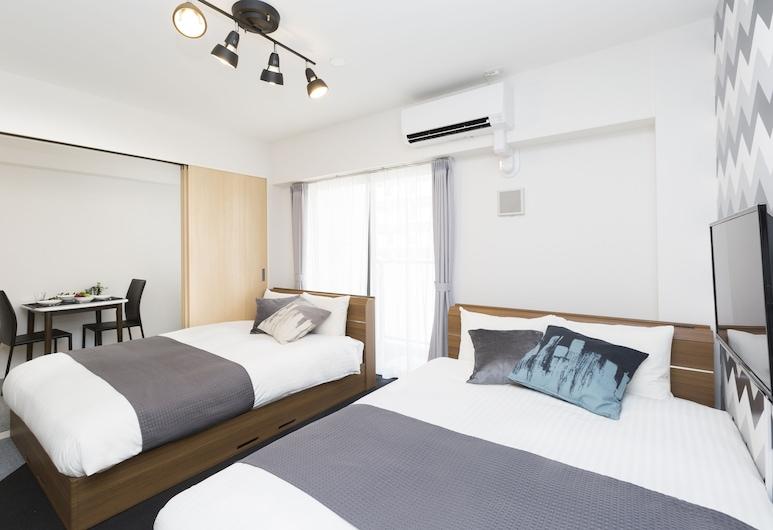 博多 18 號住宅飯店, 福岡, 高級雙人房, 客房