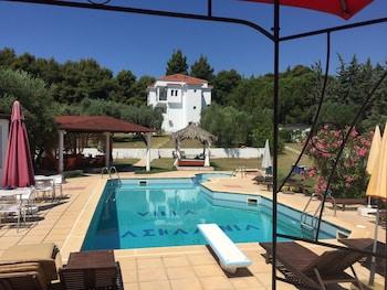 Slika: Villa Askamnia Resort ‒ Sithonia
