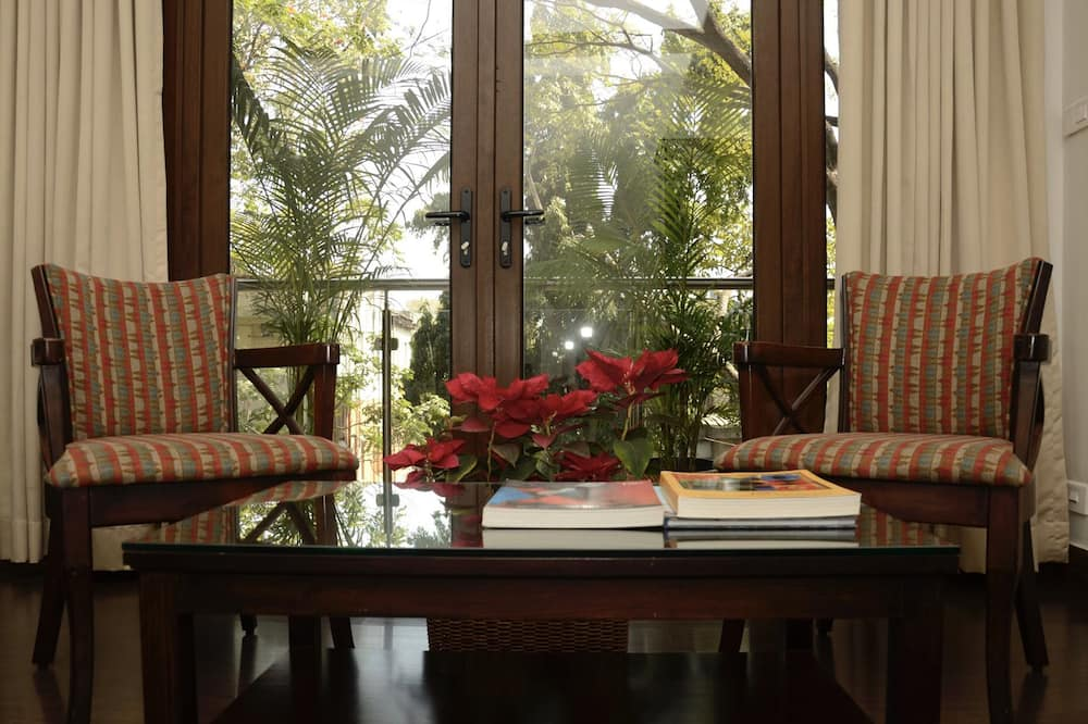 Dvojlôžková izba typu Executive - Obývacie priestory