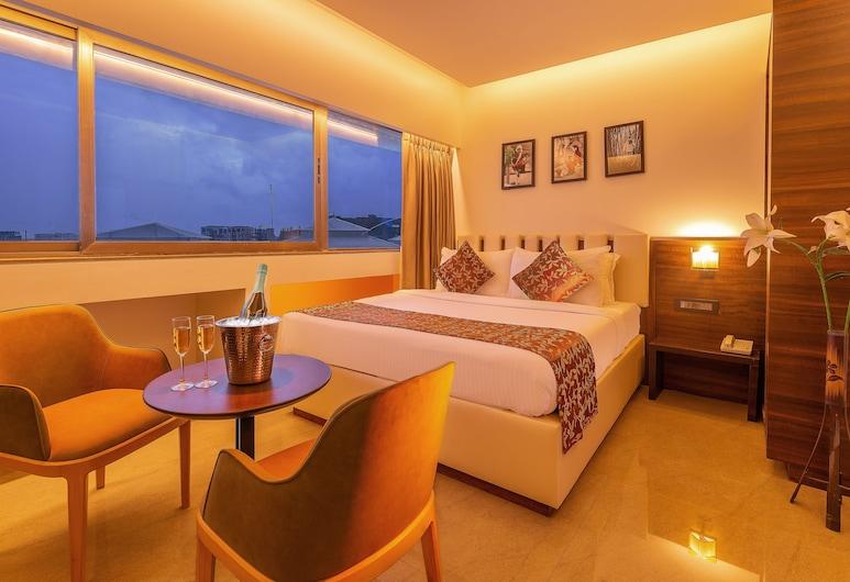 hotel Metropole Inn, Bombay, Premium Oda, Oturma Odası