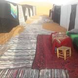 Comfort šator, više spavaćih soba - Dnevni boravak