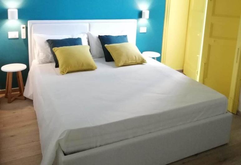 GH Rooms Catania, Catania, Comfort fyrbäddsrum - anslutande rum, Gästrum
