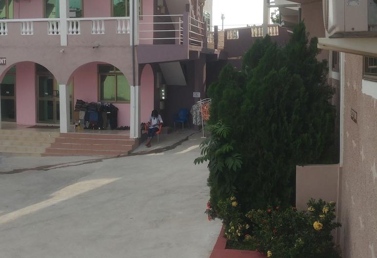 Nasco Hotel, Koforidua, Entrée intérieure