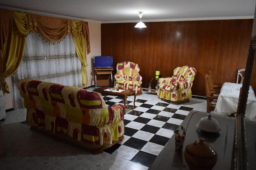 Family House, 2 Bedrooms - Living Area