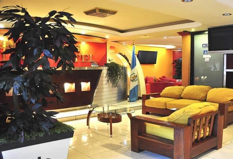 ホテル ロイヤル パーク, ウェウェテナンゴ, フロント
